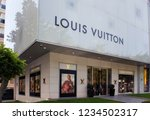 istanbul   july 29  2018  store ... | Shutterstock . vector #1234502317