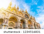 italy. st mark's basilica in...   Shutterstock . vector #1234516831