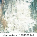 texture design of a vintage... | Shutterstock . vector #1234522141