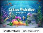 vector illustration funny...   Shutterstock .eps vector #1234530844