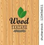 wood texture | Shutterstock .eps vector #123456011