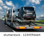 rostov region highway m 4 don... | Shutterstock . vector #1234596664