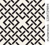 vector seamless pattern. modern ... | Shutterstock .eps vector #1234729894