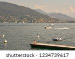 baveno   italy   august 04 2018 ...   Shutterstock . vector #1234739617