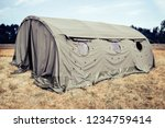 military tent   great for... | Shutterstock . vector #1234759414