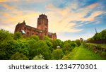 Liverpool Cathedral Or The...