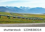 a view of the brooks range and... | Shutterstock . vector #1234838314