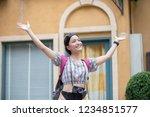 nakhonratchasima. khaoyai... | Shutterstock . vector #1234851577