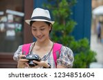 nakhonratchasima. khaoyai... | Shutterstock . vector #1234851604