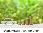 used and second hand vehicle  ... | Shutterstock . vector #1234859284