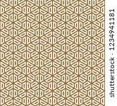 seamless pattern based on...   Shutterstock .eps vector #1234941181