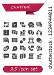 vector icons pack of 25 filled...