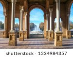spain  andalusia  seville ... | Shutterstock . vector #1234984357