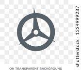 regeneration icon. trendy flat... | Shutterstock .eps vector #1234999237