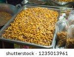 southeast asian street food. | Shutterstock . vector #1235013961