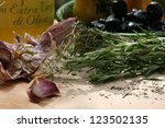 mediterrane lebensart   Shutterstock . vector #123502135