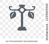 environmental law icon. trendy... | Shutterstock .eps vector #1235045434