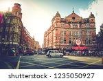 october 19  2014 the crosswalk... | Shutterstock . vector #1235050927