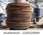 wire rod  fittings in...   Shutterstock . vector #1235235004