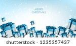 elegant background with... | Shutterstock .eps vector #1235357437