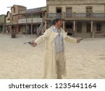 tabernas  almeria spain   08 15 ...   Shutterstock . vector #1235441164
