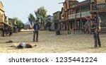 tabernas  almeria spain   08 15 ...   Shutterstock . vector #1235441224