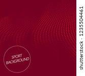 sport background. modern sport...   Shutterstock .eps vector #1235504461