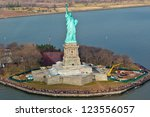 New York   March 5  Aerial View ...