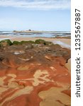 legzira beach morocco | Shutterstock . vector #1235567887
