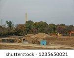 crystal city  arlington ... | Shutterstock . vector #1235650021