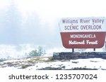 highland scenic highway ...   Shutterstock . vector #1235707024