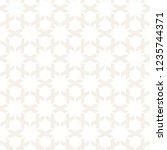 vector seamless stripes pattern.... | Shutterstock .eps vector #1235744371