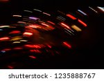 abstract background of night... | Shutterstock . vector #1235888767