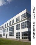 modern office in the gyle park  ... | Shutterstock . vector #1235967