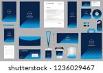 corporate identity set.... | Shutterstock .eps vector #1236029467