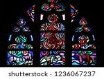 vaduz  liechtenstein   july 13  ... | Shutterstock . vector #1236067237