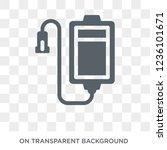external hard drive icon.... | Shutterstock .eps vector #1236101671