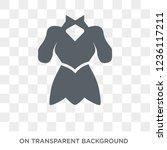 garment icon. garment design... | Shutterstock .eps vector #1236117211