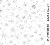 Snowflake Christmas And New...
