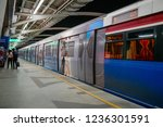 bts mo chit sky train station... | Shutterstock . vector #1236301591