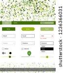 light green vector material...
