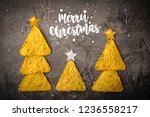 concept of new year from... | Shutterstock . vector #1236558217