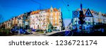 karlsruhe  baden w rttemberg  ...   Shutterstock . vector #1236721174