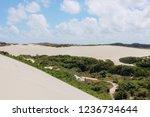 sand dunes in brazil | Shutterstock . vector #1236734644