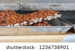 delicious crunchy for the...   Shutterstock . vector #1236738901