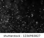 bokeh water bubble abstract... | Shutterstock . vector #1236983827