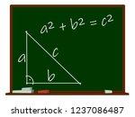 Theorem Of Pythagoras  On A...