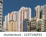 Apartment Towers In The Very...