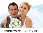 Cheerful Married Couple...
