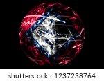 abstract arkansas sparkling...   Shutterstock . vector #1237238764